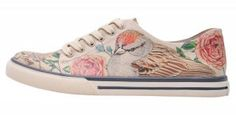 DOGO Sneaker - roses and sparrow