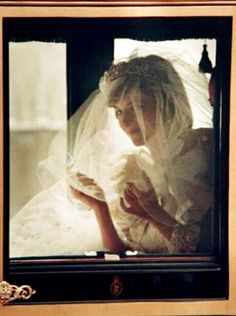 You were utterly on every ones eye upon this day. You looked so beautiful in your 1981 Style wedding gown. It was so very  regal & queenly to us all! So many brides after styled their wedding gown upon yours!