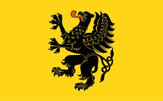 Flag of Pomeranian Voivodeship