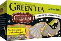 Antioxidant Green Tea | Celestial Seasonings  @Influenster @CelestialTea #CelestialTea & #Contest