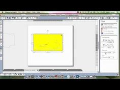 ***How to use the trace feature in the Silhouette Studio- so you can cut out graphics and files that are not cut files.