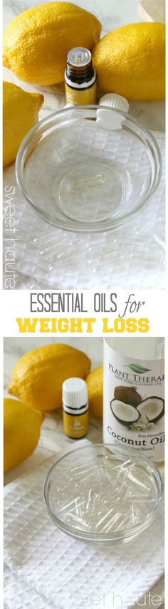 Essential oils for weight loss fast easy and natural tutorial diet- SWEET HAUTE