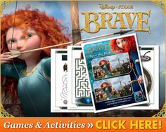 All New Brave Games and Activities and Clips