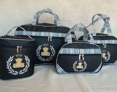 Kit de bolsas personalizadas canelada