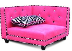 Pink Doggie Beds Pretty And Y Pinned By Van Xo
