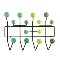Eames Hang it all - Green