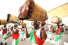 #Expo 2015 - National day of Burundi