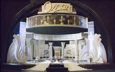 "Roy Christopher, The 2006 Oscars set was called ""retro with a capital 'r'"""