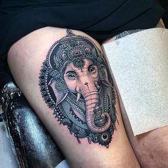 #mulpix @flonuttall ____________________ #artist #tattooart #tattoo #tattoos #tattooed #tattooartist #art #artwork #ganesha #legtattoo #neotraditionaltattoo #traditionaltattoo #neotraditional #tat #tats #tatuaje #tatouage #tatuagem #tatuaggio #tattoolife #ink #inked #tattooist #tattoodesign #colortattoo #linework #lineart #bodyart #tattooing #tattooer