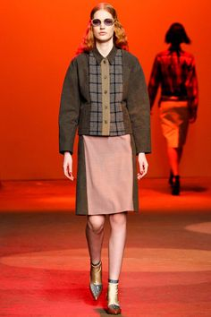 Fall 2013 Ready-to-Wear  Creatures of the Wind