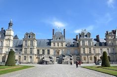 Fontainebleau - via Milena