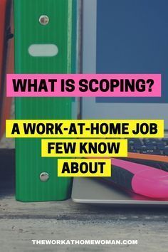 Did you know that you can work from home as a scopist? Not sure what scoping is? Here& the inside scoop from industry expert, Linda Evensong and how you can get started! Earn Money From Home, Earn Money Online, Way To Make Money, How To Make, Quick Money, Money Fast, Work From Home Opportunities, Work From Home Jobs, Affiliate Marketing