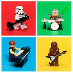 10/52: LEGO Star Wars Rock Band! by pong0814, via Flickr