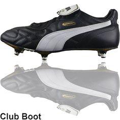 The Football Nation Ltd - Puma King Pro SG - Black White Gold d5bb38bed61ed