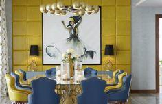 |www.bocadolobo.com/ #modernchairs #luxuryfurniture #chairsideas