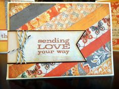 Card: Thinking of You Card