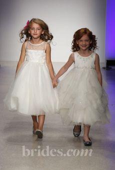 Brides: Disney Fairy Tale Weddings by Alfred Angelo  2013 | Bridal Runway Shows Brides.com