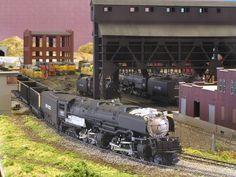 Pacific Coast Modular Club: HO scale Modern Railroading