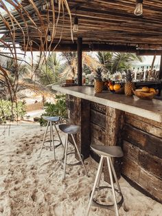 Space Guide A Complete Guide To Tulum: Mexico's Most Stylish Beach Getaway - Live Like It's the Weekend - A stylish Tulum Mexico travel guide: Everything you need to know about Tulum before planning your next trip to this beautiful beach town. Beach Cafe, Beach Town, Cozumel, Azulik Hotel Tulum, Tulum Mexico Resorts, The Places Youll Go, Places To Go, Khao Lak Beach, Lamai Beach