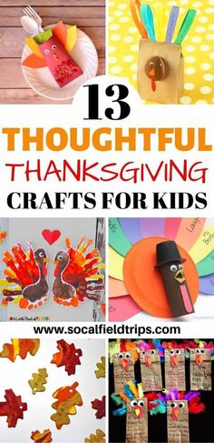 You're going to have a fantastic time making any one of these fun and festive Thanksgiving crafts for kids!  Each craft is specifically designed for little hands in mind and are great conversation starters to learn more about the story of Thanksgiving. #thanksgiving #nativeamericans #pilgrims #diy #easycraft #craft #kidcraft #kidscraft #turkeycraft #preschoolcraft #toddlercraft Thanksgiving History, Thanksgiving Stories, Thanksgiving Crafts For Kids, Thanksgiving Activities, Thanksgiving Food, Thanksgiving Decorations, Autumn Activities For Kids, Fun Crafts For Kids, Toddler Crafts