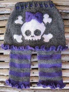 Wool Longies = TOO SWEET!