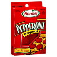 Hormel Pepperoni, Only $0.50 at Dollar Tree!