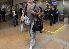 Warriors Arrive in Beijing - 10/12/13 | Golden State Warriors Ayesha And Steph Curry, Golden State Warriors, Beijing, View Photos, Digital