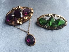 Brooches, Pendant Necklace, Collection, Jewelry, Fashion, Jewlery, Moda, Brooch, Jewels
