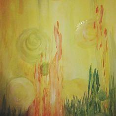 #Virvatulet #akvarelli #vesivärimaalaus #art  #watercolorart   #iamhappy