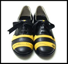 my busy bee shoes  @ylmktsy