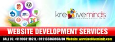 Kre8iveminds Technologies Pvt. Ltd. provide the best and most professional Website Development Services in India by the efficient and experienced Website Developers! http://www.kre8iveminds.com/