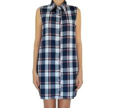Colete e vestido xadrez da marca Coleteria ♡ - Coletes femininos e infantis - Coleteria | sempre♡