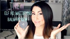 The Best Thing for Oily Skin?? *NEW* ELF HD Mattifying Balm Review! Makeup, Beauty All Things Beauty, Beauty Tips, Beauty Hacks, Hair Beauty, Good Things, Most Popular Videos, Dewy Skin, Makeup Junkie, The Balm