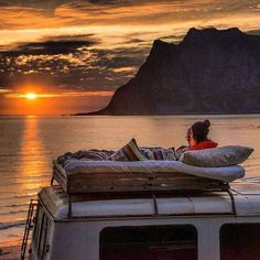 Are you looking to take a camping trip in the near future? Whether you are looking to take a camping trip as a family vacation or a romantic getaway, you may be concerned with . Kombi Trailer, Kombi Motorhome, Van Life, Kombi Home, When One Door Closes, Wanderlust, Van Living, Camper Life, Bus Camper