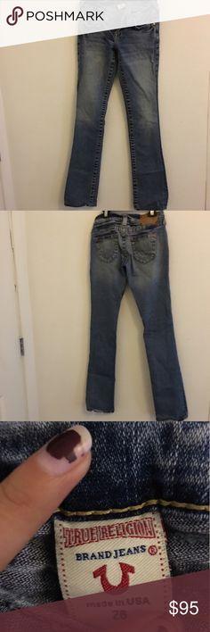 True religion jeans ! (: In perfect condition! True Religion Jeans