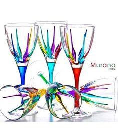 Murano Stemware