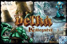 Malá velká království | Rexhry | Svět deskových her