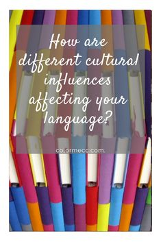How Are Different Cultural Influences Affecting Your Language? Dumb Questions, This Or That Questions, What Is Culture, Cultural Diversity, Native American Tribes, Do You Know What, Ted Talks, Coincidences, Body Language