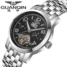 Luxury Brand GUANQIN Tourbillon Men Watches Luminous 100 m Waterproof Watch Men Mechanical Analog Watch Relogio Masculino Reloj     Tag a friend who would love this!     FREE Shipping Worldwide     Get it here ---> https://shoppingafter.com/products/luxury-brand-guanqin-tourbillon-men-watches-luminous-100-m-waterproof-watch-men-mechanical-analog-watch-relogio-masculino-reloj/