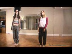 Hit the Lights Dance Tutorial - Selena Gomez