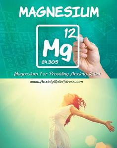 Magnesium Supplements and Anxiety Relief http://stores.ebay.com/Nutritional-Wellness-Store/Magnesium-Oil-/_i.html?_fsub=7284022015