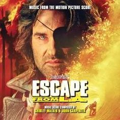 La La Lands Records recently released a remastered soundtrack for ESCAPE FROM L.A.