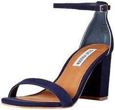 374c5c7fa17a Steve Madden Women s DECLAIRW Heeled Sandal