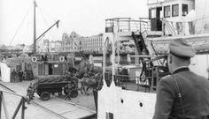 Débarquement du Bac, Royan , Bundesarchivs