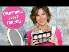 Top 10 Products Rockin' My World in 2017 | Makeup, Hair, Skin Care - YouTube