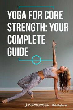 An All-Levels Guide to Practicing Yoga for Core Strength #yoga #fitness #corestrength #health Daily Yoga Routine, Free Yoga Videos, Strength Yoga, Cool Yoga Poses, Yoga Tips, Yoga For Men, Yoga Benefits, Yoga Sequences, Yoga Flow