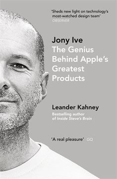 Jony Ive: The Genius Behind Apple's Greatest Products by Leander Kahney http://www.amazon.co.uk/dp/0670923249/ref=cm_sw_r_pi_dp_onG6wb1EQFXQR