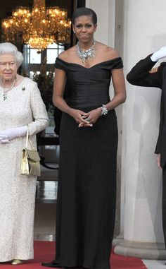 See more of Michelle Obama's Best Looks Ever: http://www.eonline.com/photos/7530/michelle-obama-s-10-best-looks-ever