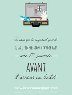 Super parents ! #citation #berceaumagique #vismaviedeparent #allezcestreparti #bonnejournee