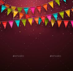 Buy Festive Background by Elymas on GraphicRiver. Festive background with flags. Illustration contains transparency and blending effects, eps 10 Birthday Background Images, Photo Background Images Hd, Smoke Background, Festival Background, Banner Background Images, Background Vintage, Nature Sketches Pencil, Flower Border Clipart, Birthday Post Instagram